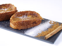 Torrijas – French Toast Royalty Free Stock Photography