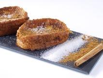 Torrijas – French Toast Royalty Free Stock Photography