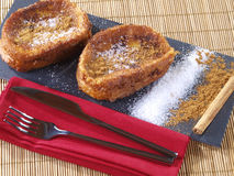Torrijas – French Toast Royalty Free Stock Image