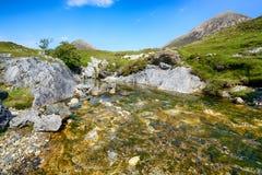 Torrin on the Isle of Skye Stock Photo