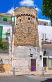 Torrione St. Francesco. Fasano. Puglia. Italy. Stock Images
