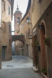 Torrita di Siena (Tuscany) Royalty Free Stock Photos