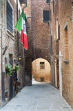 Torrita di Siena (Tuscany) Royalty Free Stock Photo