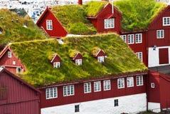 Torshavn Stockfoto