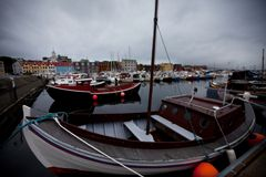 Torshavn Royalty Free Stock Photo