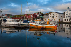 Torshavn, Faroe Islands Stock Photography