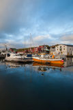 Torshavn, Faroe Islands Royalty Free Stock Photos