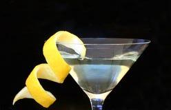 Torsion de citron image libre de droits