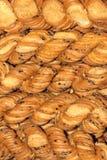 Torsion frite de la pâte Photos libres de droits