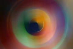 Torsione astratta di turbinio Fotografia Stock