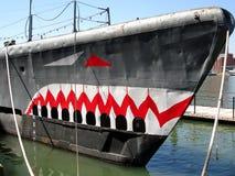 torsk подводной лодки гавани baltimore внутренний Стоковая Фотография