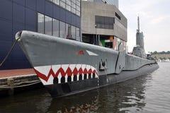 Torsk de USS imagen de archivo libre de regalías
