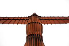 Torso of the Angel of the North Stock Image