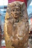 Torso av den egyptiska prinsessasarkofaget arkivbilder