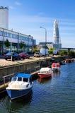 Torso de giro, Malmö, Sweden Fotos de Stock