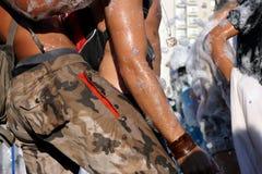 Torso del soldato Fotografia Stock Libera da Diritti
