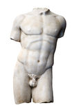 Torso sculpture Royalty Free Stock Image