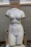 Torso van Aphrodite royalty-vrije stock foto