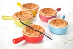 tortów muffins gąbka Obrazy Royalty Free