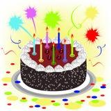 Tort cake Stock Image