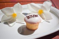 Tort dla matki Fotografia Royalty Free