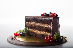 tort, kulebiak Obraz Stock