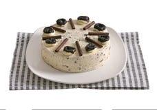 tort przycina Obraz Royalty Free