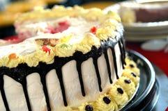tort urodzinowy. zdjęcie royalty free
