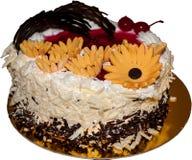 2 tort urodzinowy Obraz Stock