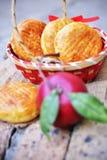 Tort z jabłkiem zdjęcie royalty free