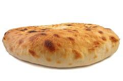 Torta ácima del trigo. Imagen de archivo libre de regalías