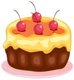 Torta stock de ilustración