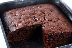 Torta Fotografia de Stock