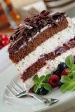Torta Immagine Stock