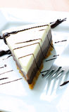 Torta Fotografia Stock