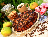 Torta 2 Foto de archivo