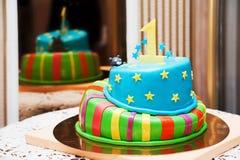 Torta Foto de Stock Royalty Free