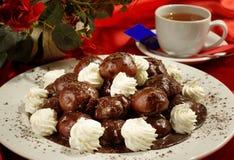 Torta Foto de Stock