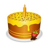 Torta Imagen de archivo