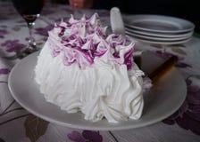 Torta Imagen de archivo libre de regalías