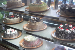 Torta Fotografie Stock