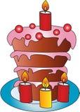 Torta royalty illustrazione gratis