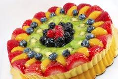 Torta agria de la fruta fotos de archivo libres de regalías