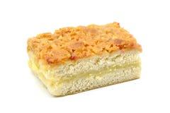 Torta alemana tradicional de la picadura de abeja Imagenes de archivo