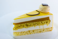 Torta apetitosa Imagen de archivo libre de regalías