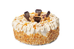 Torta apetitosa Fotografía de archivo