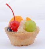 Torta asiática do fruto Foto de Stock