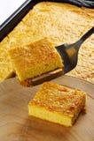 Torta casalinga Fotografia Stock