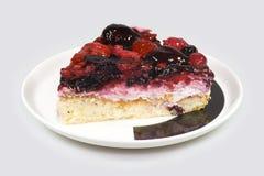 Torta da fruta Imagens de Stock Royalty Free