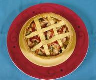 Torta da galinha Imagens de Stock